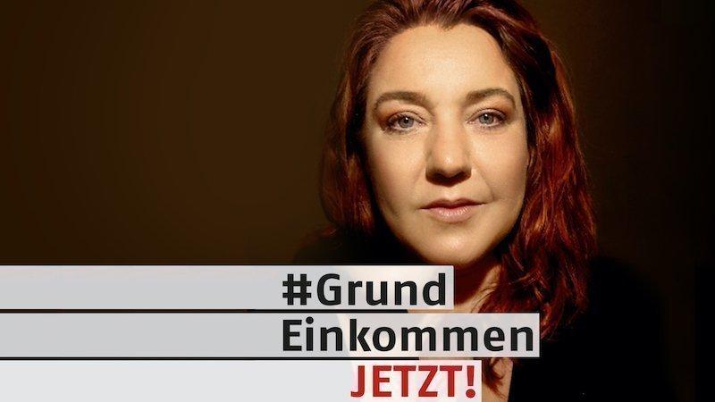 Tonia Merz #GrundEinkommenJETZT